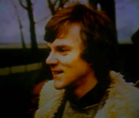 How much does it cost for Malcolm McDowell to go to the toilet?: A rare interview from 1976