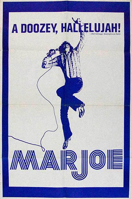 Marjoe Poster