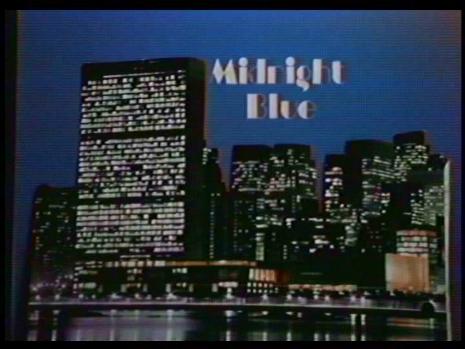 Midnight Blue Title Screen