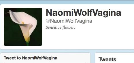 NaomiWolfVagina_twitter