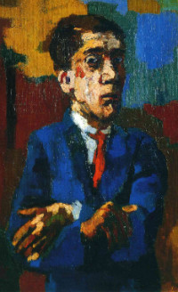 'Art is a means of feeling our way forwards': Oskar Kokoschka's letter to a prisoner of war