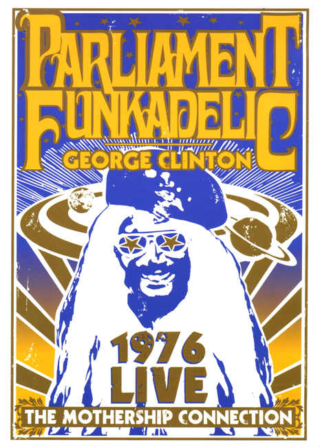 Mothership Connection: Parliament-Funkadelic live in Houston, 1976 (full show)