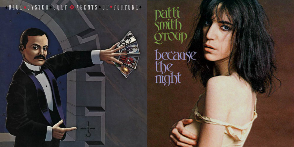 Patti Smith's 'Career of Evil' with Blue Öyster Cult
