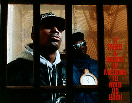 Public Enemy's 'It Takes a Nation of Millions to Hold Us Back' Deconstructed