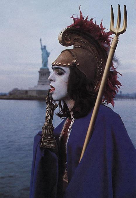 Peter Gabriel as