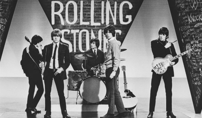 The Rolling Stones take over 'Ready, Steady, Go!' 1965-66