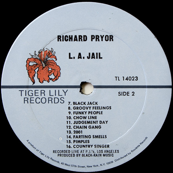 Pryor label