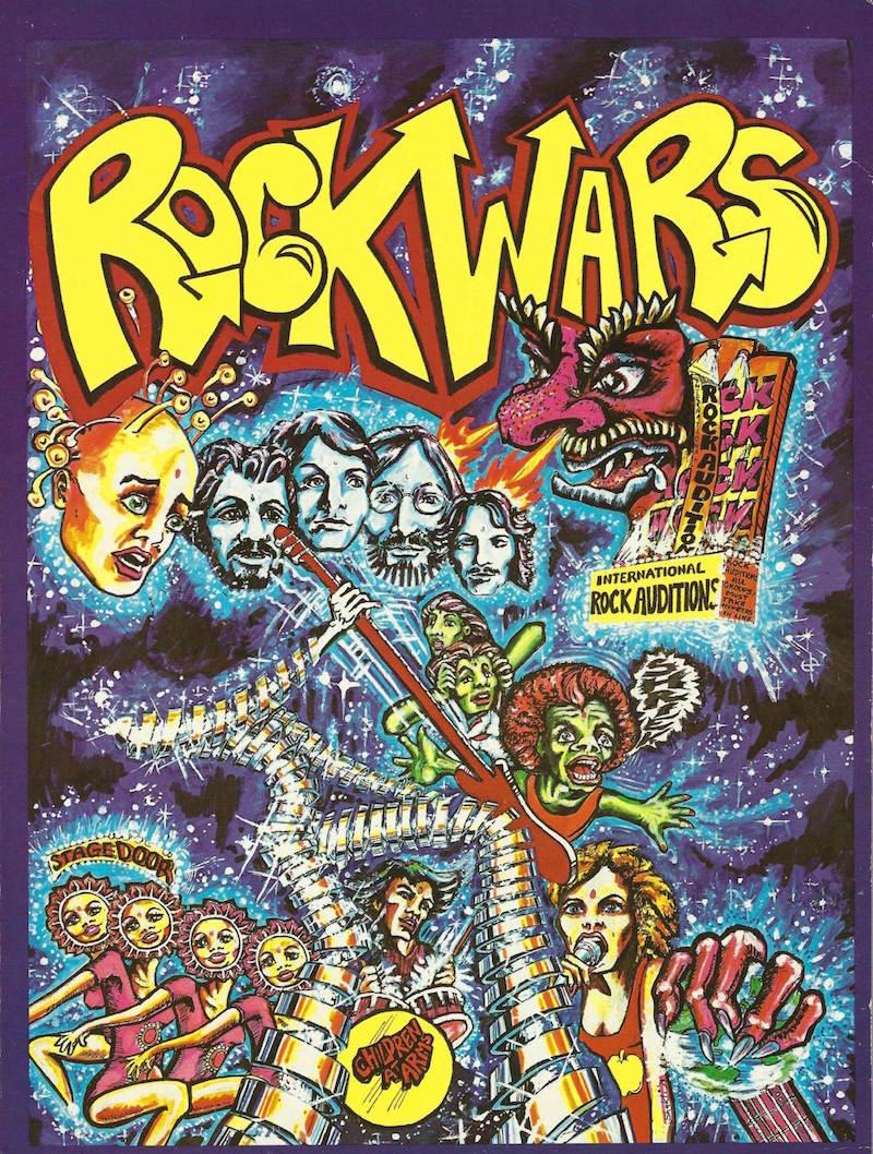 Rock Wars 1