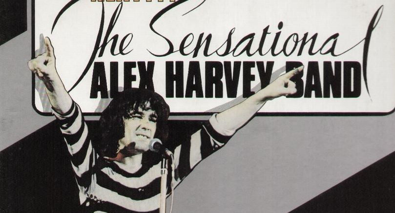 SAHB Stories: Everything you need to know about The Sensational Alex Harvey Band