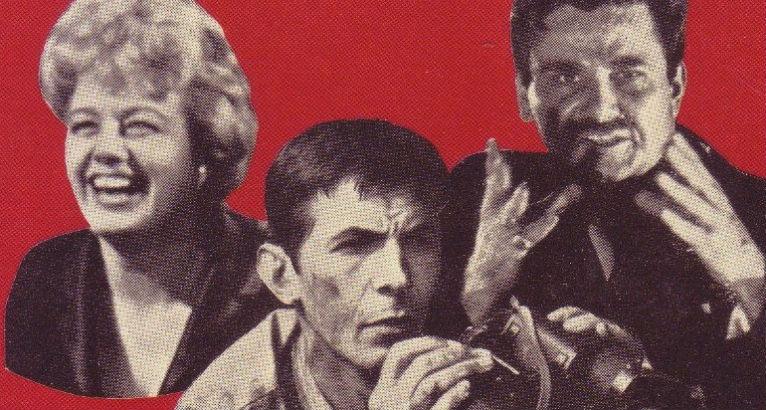 'The Balcony': Peter Falk, Leonard Nimoy & Shelley Winters frolic in Jean Genet's twisted whorehouse
