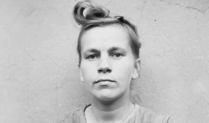 The ordinary faces of evil: Mugshots of female Nazi concentration camp guards