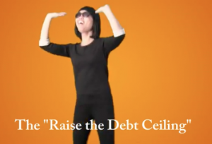 Distinctly unfunny conservative parody of Michelle Obama's 'Evolution of Mom Dance' video