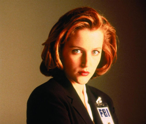 'Listen Mulder, what you can't question is the SCIENCE!': Dana Scully REALLY likes science