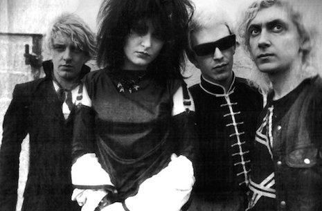 Siouxsie & The Banshees, 1980