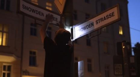 Snowden Strasse