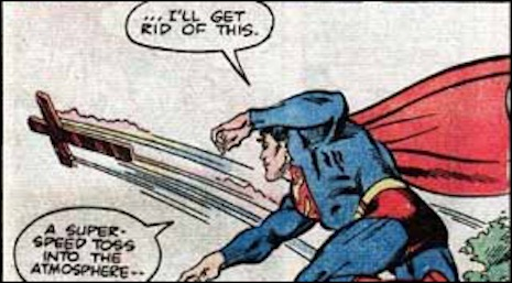 How Superman singlehandedly thwarted the Ku Klux Klan