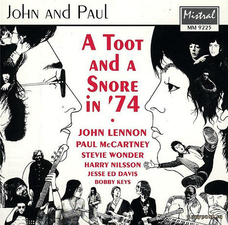 The last known recording of Lennon & McCartney: 'A Toot and a Snore in '74'