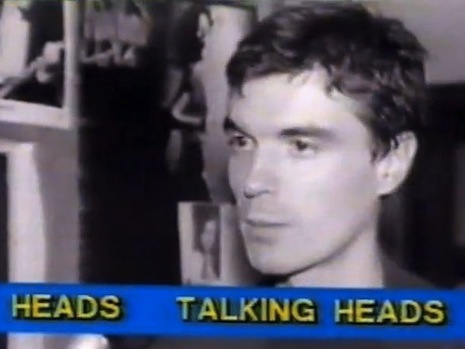 'Once in a Lifetime': Talking Heads' mind-scrambling concert video
