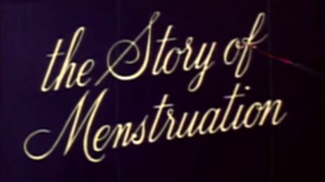 Walt Disney The Story of Menstruation