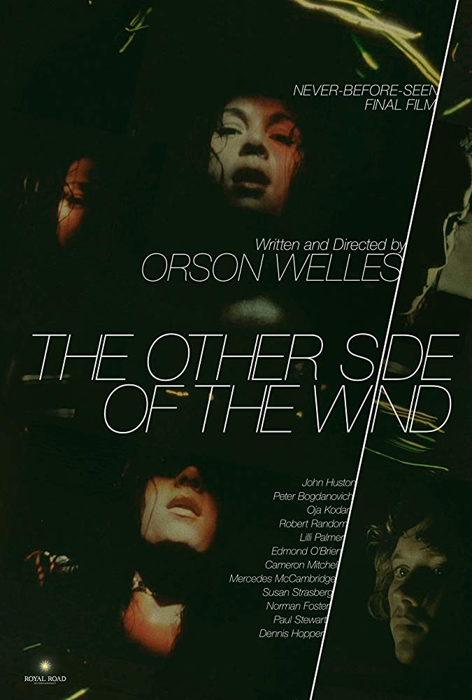 Cast and crew remember Orson Welles and his legendary film 'The Other Side of the Wind' in 1993 doc