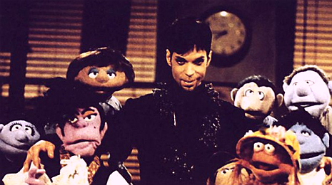 Ultra-hip TV: Prince's 1997 appearance on 'Muppets Tonight'