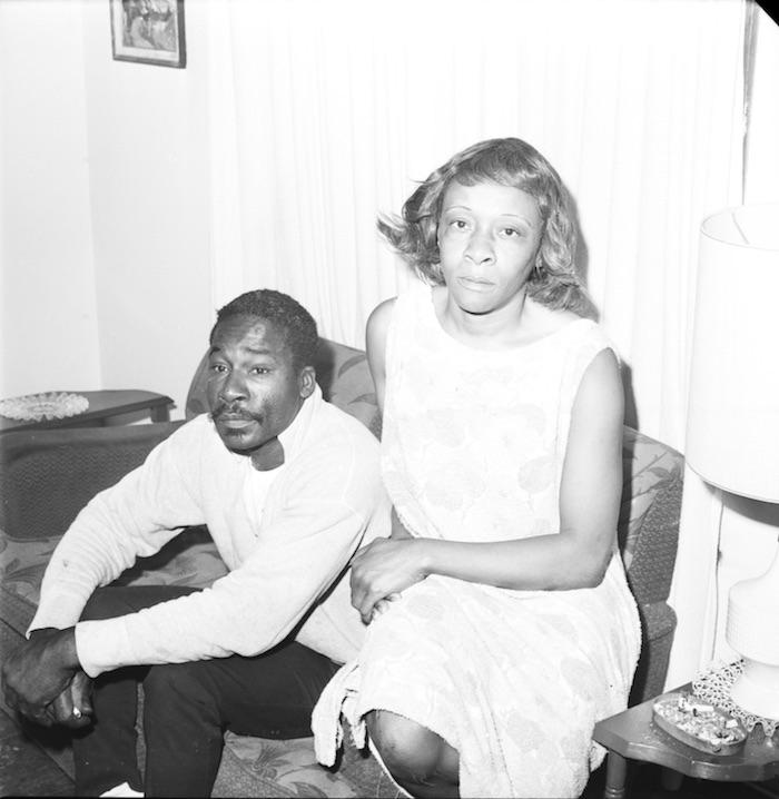 Aubrey Pollard's parents