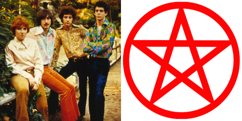 The occult book that inspired the Velvet Underground's 'White Light/White Heat'