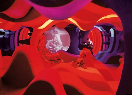Ultra Modernism: The groovy interiors of Verner Panton