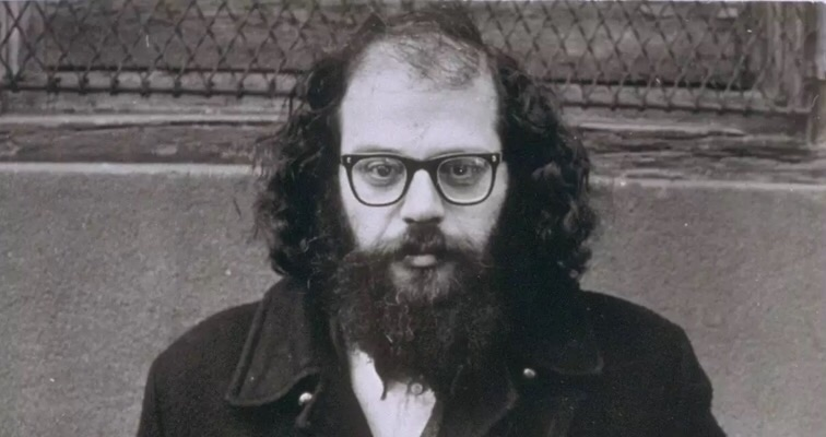 A Dangerous Minds exclusive: Previously unpublished interview with Allen Ginsberg
