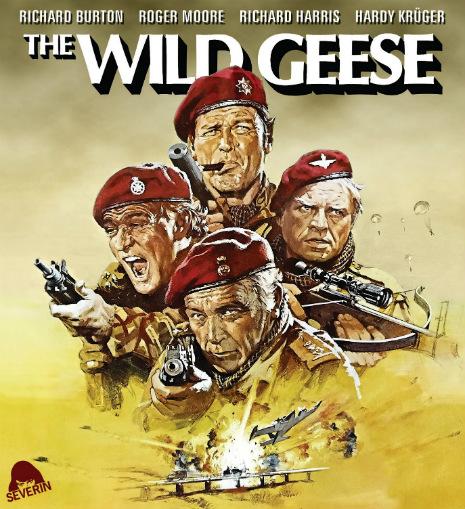 Morals Amongst Mercenaries: Andrew V. McLagen's 'The Wild Geese'