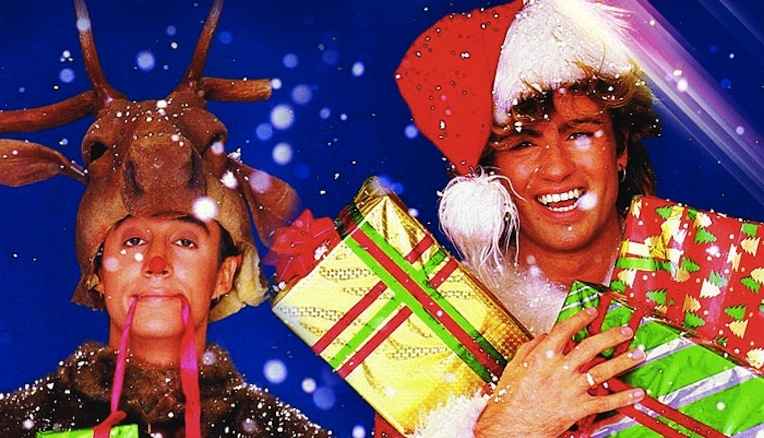 Making Wham's 'Last Christmas' eight times as long yields a minor ambient masterpiece