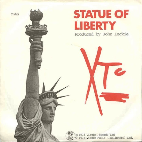 XTC's Andy Partridge wants to do the nasty with the 'Statue of Liberty'