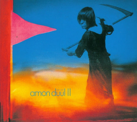 Everyone loves Faust, Can and Kraftwerk, why so little love for the equally epic Amon Düül II???