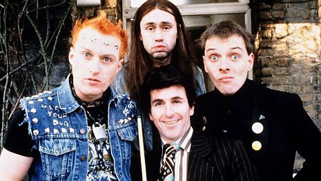 The disgusting punk brilliance of 'The Young Ones'