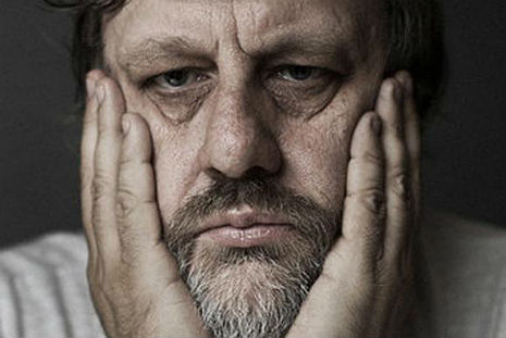 Slavoj Žižek on Gangnam Style & Justin Bieber: 'It's so disgusting you have to hear it'