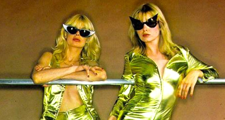 Blonde on Blonde: That time two topless models released a disco cover version of 'Whole Lotta Love'
