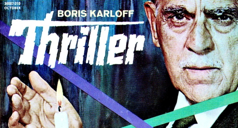Thrill to the covers of Boris Karloff's 'Tales of Mystery' comic