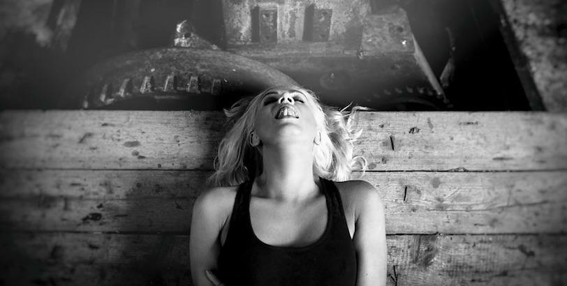 Cum Face: Portraits of Women Reaching Orgasm