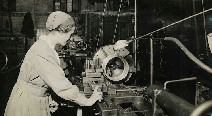Factory Girls: The heroic Home Front efforts of British women during World War I