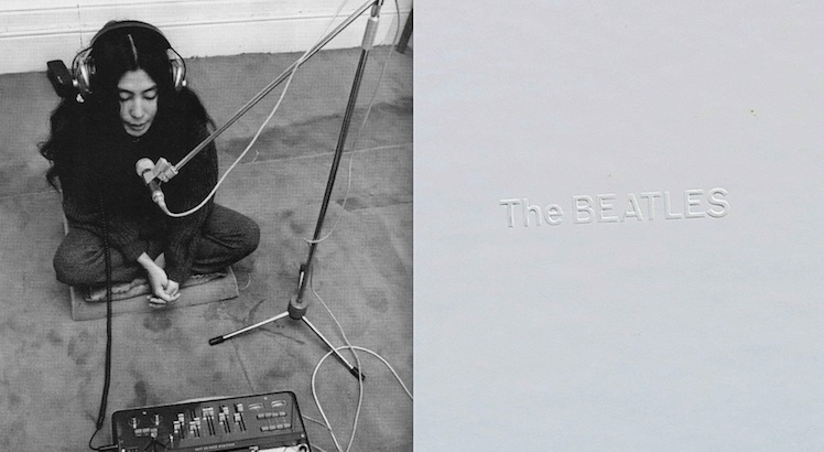 Is this Yoko Ono's audio diary recorded during The Beatles' 'White Album' in 1968?