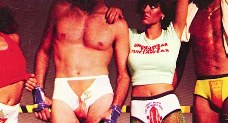You won't be able to unsee this hideous bad taste underwear from the 1970s