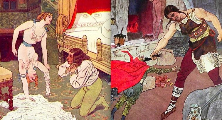 The wonderfully weird illustrations of Artuš Scheiner