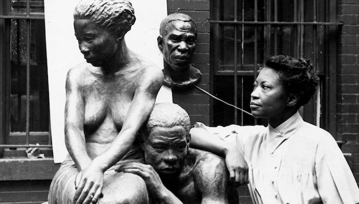 The beautiful lost sculptures of Augusta Savage