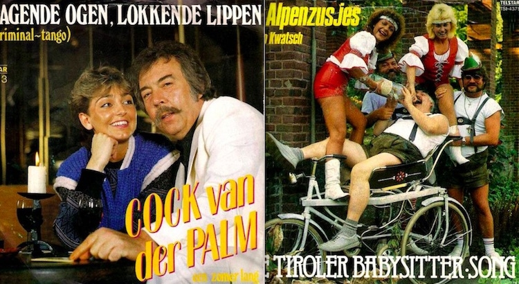 Like Tinder for desperate people: Unsettlingly bad Europop record covers