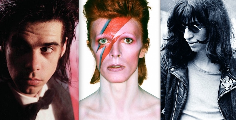 In Their Own Write: Handwritten lyrics by Nick Cave, David Bowie, Joey Ramone, Kate Bush and more