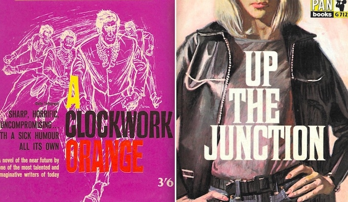 The strange allure of PAN Books: Vintage cult film, TV tie-in and fab fiction book covers