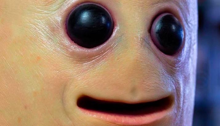Meet CreepyFig: Nightmarish LEGO-inspired cosplay