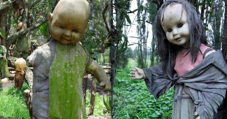 Dead Babies: The Island of the Dolls