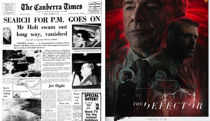 'The Defector': The disappearance of an Australian Prime Minister