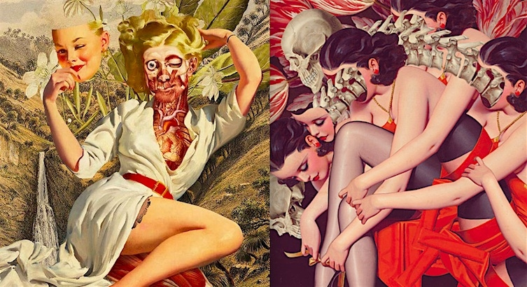 Collage Life: The Surreal and Disturbing Artwork of Ffo